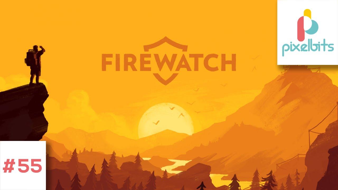 Reseña Firewatch