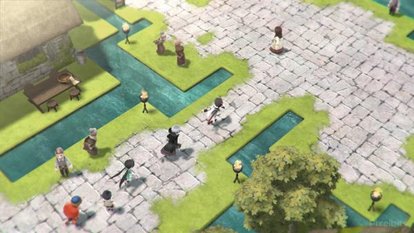 Lost Sphear es el nuevo-viejo RPG de Square Enix. Primeras Impresiones.